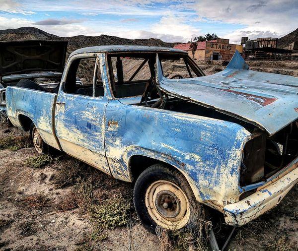 Rusty Abandoned