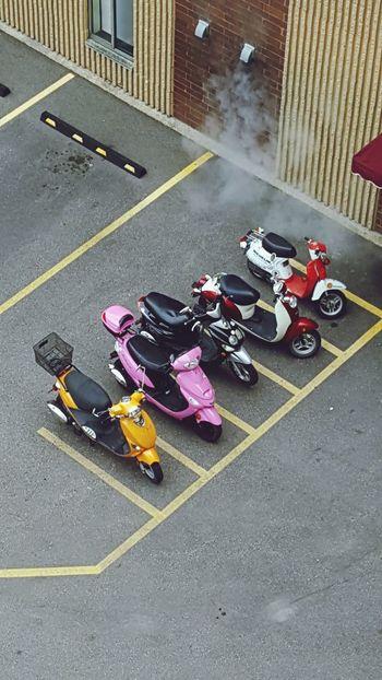 Car No People Mopeds Nikond3300 My Year My View Nikon Urban