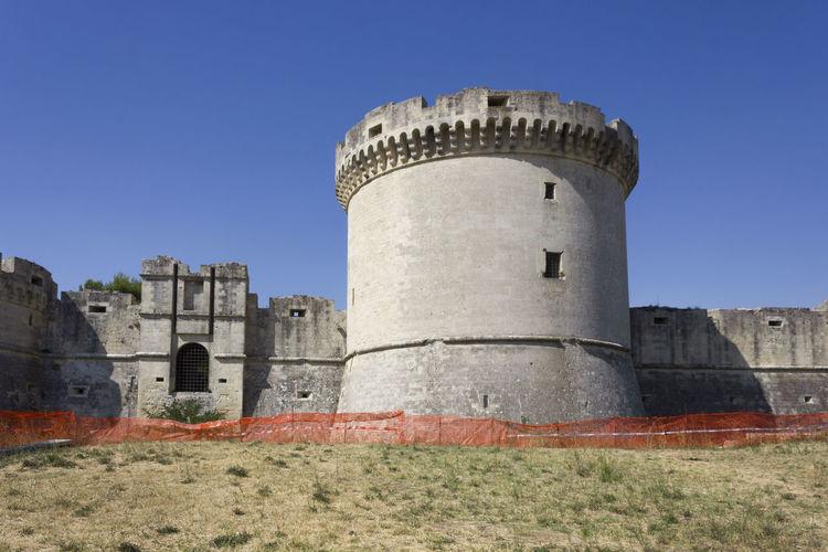 Matera Italy Unesco UNESCO World Heritage Site Tramontano Castle