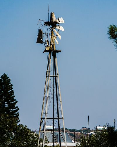 Wind Power Tree