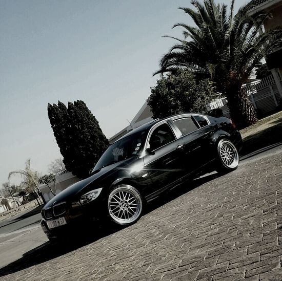 """Bmw 325i Bbslm 20"""" low and slow^-^"""