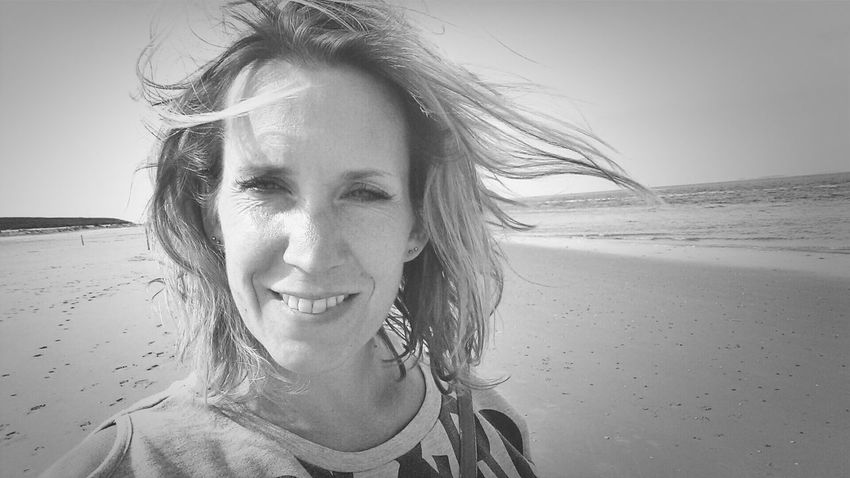 Beach Photography Bnw_selfie Black And White My Island