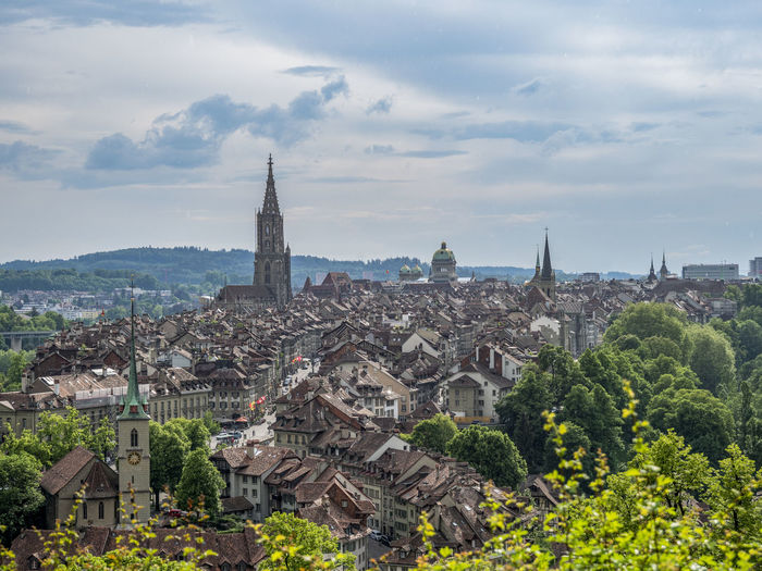 Cityview of Bern Bern Rain Skyline Architecture Building Building Exterior Built Structure City Cityscape Cityview Cloud - Sky History Nature No People Outdoors Rainy Switzerland Travel Travel Destinations Adventures In The City #urbanana: The Urban Playground My Best Photo
