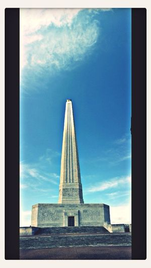 San Jacinto Monument Panorama