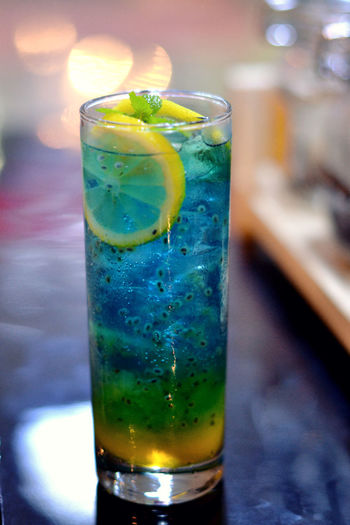 blue sky punch