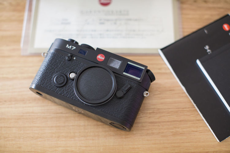 [•] Leica M7 will no longer be in production. Such a beautiful film camera. Do you have one? 35mm Film Camera - Photographic Equipment Film German LeicaM7 M7 M7Japan Camera - Photographic Equipment Equipment Film Photography Filmisnotdead Germany Leica Leicacamera Leicam7 A La Carte Photographic Equipment Photography Themes Rangefinder Rangefindercamera