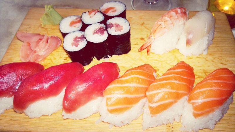 Food Sushi Food Porn