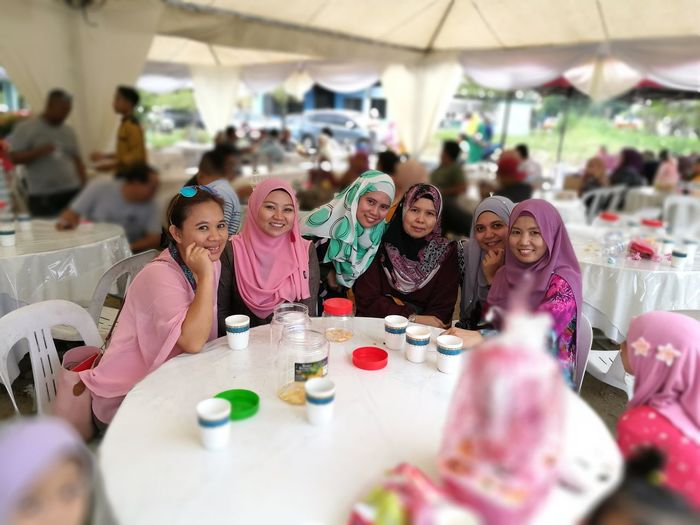 Friendship Enjoyment Togetherness Women