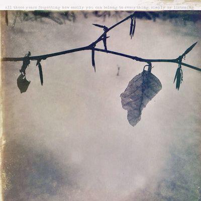 The Winter of Listening WeAreJuxt.com Mobiography NEM Submissions Mobfiction