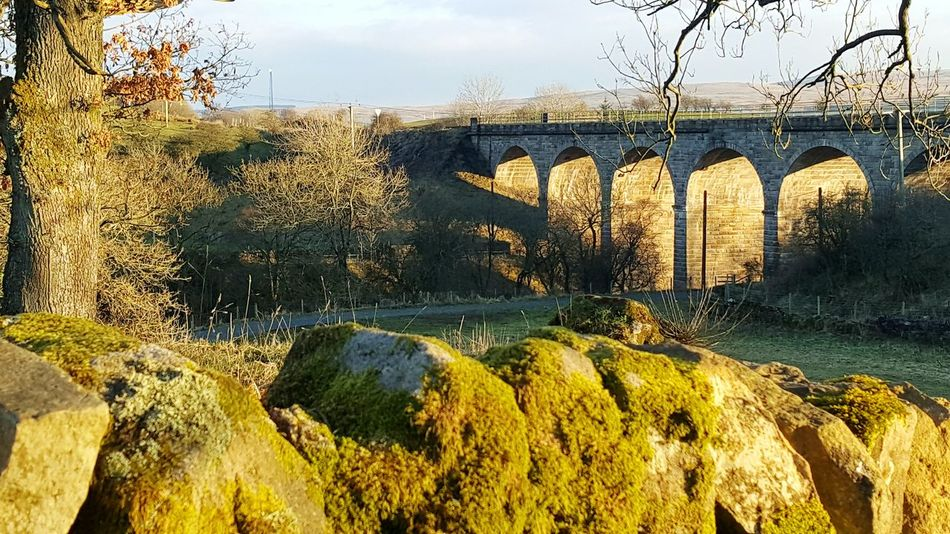 Sanquhar Railways_of_our_world Railway Bridge Sunny Day Sunny Evening Takingphotos Taking Pictures Taking Photos View From Above