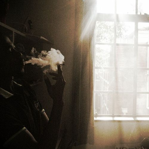 Morning spliffs and what not. Morning Spliff Doobie  Marijuana ganja smoking irie elevated vscocam vsco mobilephotography art igart shadow light retro