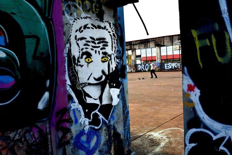 Photography by Maicy Rojas Graffiti Burnside  Portland Oregon