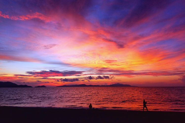 Aceh Photography Aceh Culture INDONESIA Fish Fishing Fisherman Water Sea Multi Colored Sunset Beach Beauty Wave Red Summer Reflection Low Tide Romantic Sky Rainbow Space And Astronomy Planetary Moon Seascape Double Rainbow Astronomy Tide Star Field Star Trail Emission Nebula Astrology