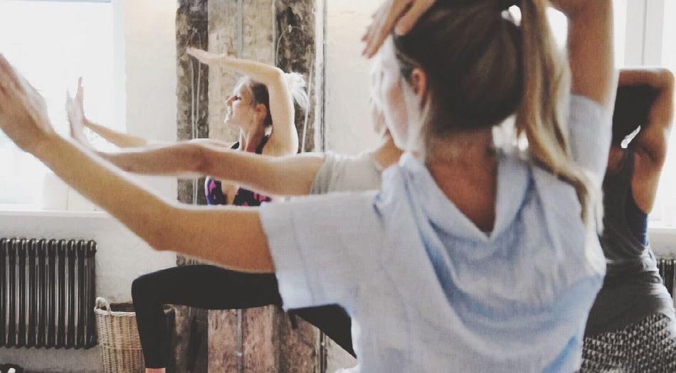 Vogue & Yoga =