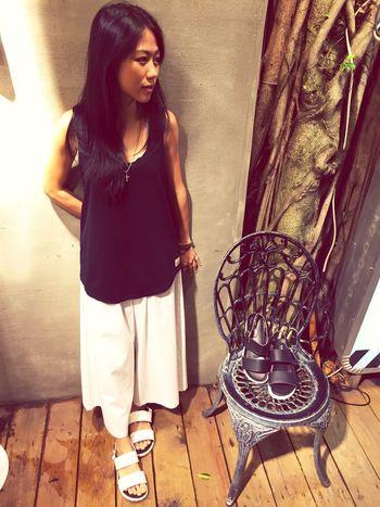 The Fashionist - 2015 EyeEm Awards That's Me Enjoying Life Black And White Portrait Lookbookfashion Beautiful Nature 哈比151 Girl Taiwan