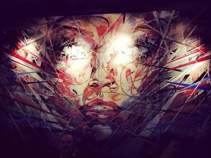 Martini art. DirtyMartini Artclub Clubart Liverpoolstreet TravelTuesday Airheads GoodTimes EyesOnYou