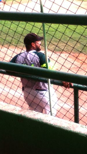 He's my engine 😍😘 Baseball ⚾ 84 Loveyou♥ First Eyeem Photo