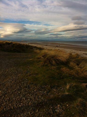 Beach life in winter! Sea_collection Sea And Sky Seaside On The Beach Coast Scotland Nairn Winter Walking