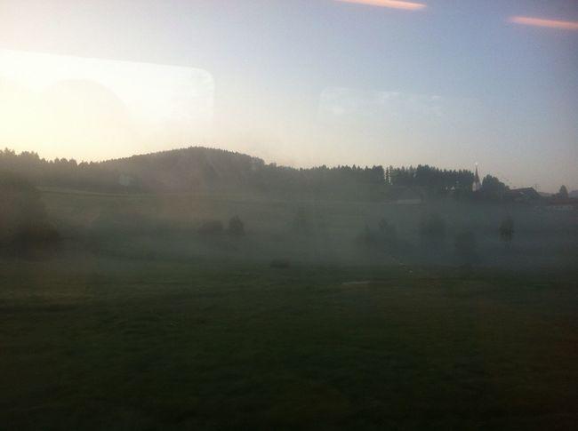 Switzerland Train Photography