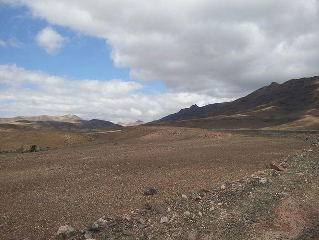 Fuerteventura Fuerteventura Landscape Sky