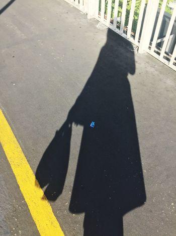 Shadow is my best friend ... :|