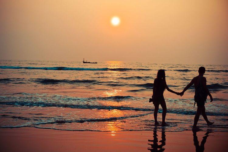 Goa India. Love