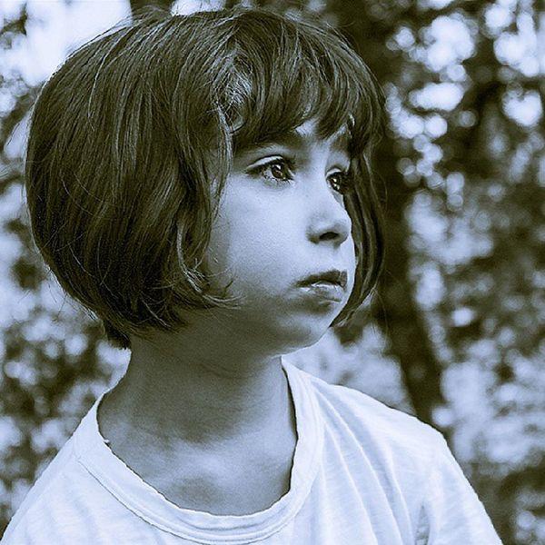 Daydream Portrait Canon1100d Bw duotone