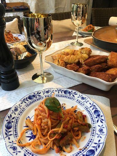 Moetetchandon Italian Food Drink Healthy Eating
