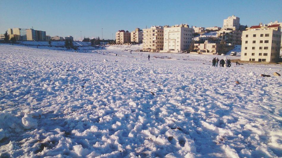 Snow ❄ Jordan