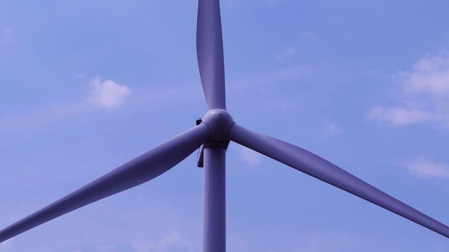 Rotorblades Wind Power Station Wind Power Plant Sky Rotorblätter Windkraftanlage Motor Energy Energy In Motion EyeEm Gallery