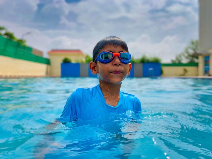 Swimmer One