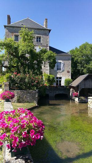 Moulin du Pont Suevres Val De Loire