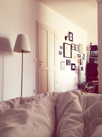 Hello World Waking Up Sunrise Beautiful Day My Home Is My Castle Staying In Bed cosy...