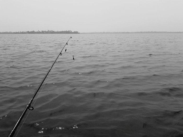 ครั้งหนึ่ง...ในชีวิต พายเรือกลางเขื่อน First Eyeem Photo