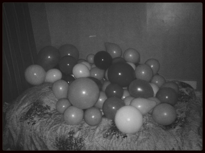 Welcome to My House Of Balloons Balloons Theweeknd Houseofballoons