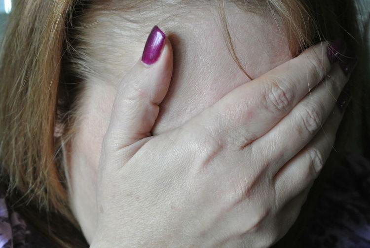 Close-up Hand