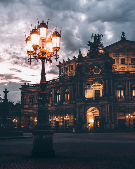 Semper Oper. Arts Culture And Entertainment Illuminated Sky Statue Cloud - Sky Night Architecture Outdoors City Architecture_collection Street Style From Around The World Architecture Photography The Architect - 2017 EyeEm Awards Dresden.de BYOPaper! Architecturephotography Visit Dresden City Dresden / Germany Dresden♡ Dresden Dresden - Barock Statt Beton Architecturelovers Archidaily Travel Destinations