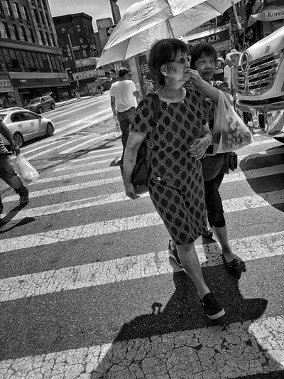 summer in da city Street Photography Real People Women