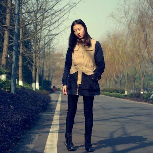 Like Stely Winter Chinese streetsstartoneday