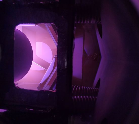 Physics Labs University Lab Physics Scenics Scientist Technology Vacume Chamber Ion Beam University Campus