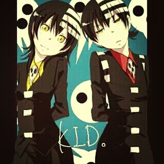 deat the kid as a girl Souleater Anime Loveit Deaththekid