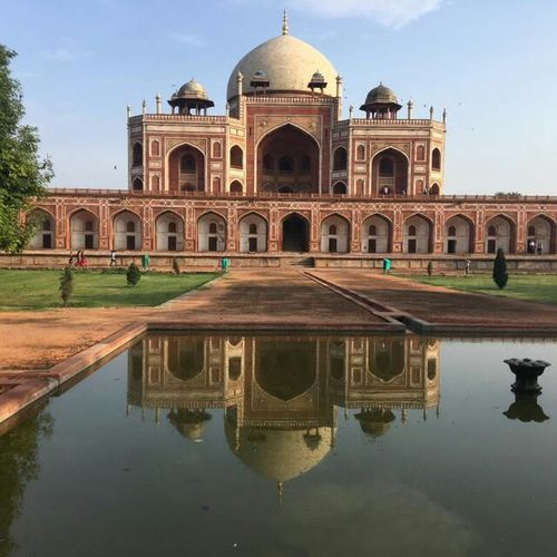 Himayun's Tomb World Heritage Site By UNESCO Located In Delhi Humayun's Tomb - Wikipedia