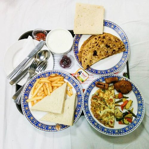 Happy_wednesday Morning_breakfast Kota_house Delhi Navy_mess