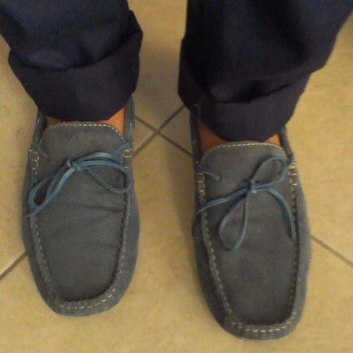 Loafers Benetton