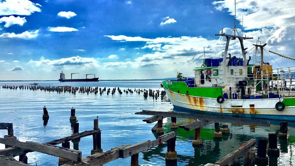 Sea Water Harbor Outdoors Beauty In Nature Scenics First Eyeem Photo