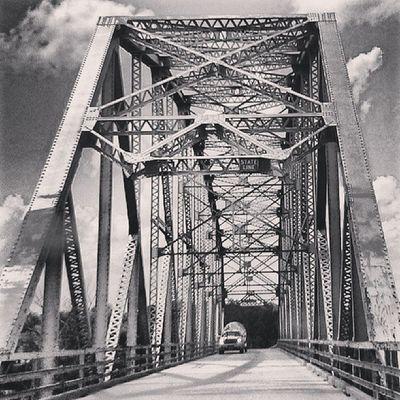 Rulo Bridge Bridge Rulo Bnwalma Bnw bnwphotooftheday StateLine NEBRASKA Missouri MissouriRiver photooftheday form formation structure