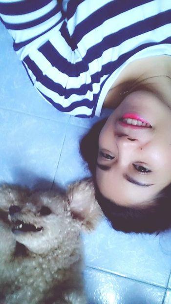 Love Love😘 Lovemelovemydog Hahaha