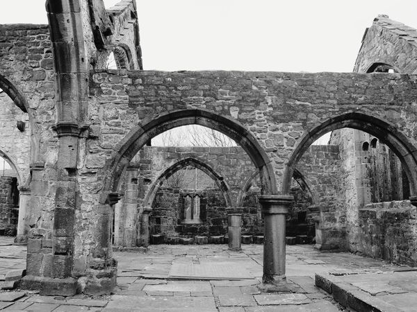 Graveyard Beauty Black And White Architecture Black And White Black & White Gothic Landscapes With WhiteWall Here Belongs To Me Heptonstall Yorkshire Landscapes Church Ruins Coiners Arched Windows Architectural Detail Architecture Arched Old Buildings Churchyard Outdoor Photography Churchporn Churches Nature On Your Doorstep Church Ruin Church EyeEm Best Shots