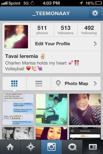 Hey Guysssss Follow Me On Instagram☺☺☺