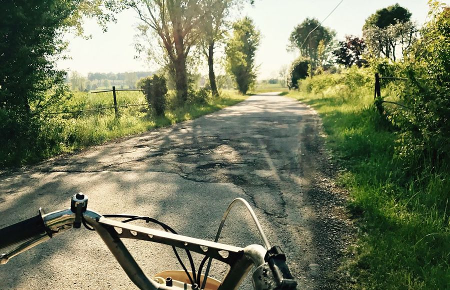 Motorcycle Nature Minimoto Mincio River LakeGarda Road Outdoors Italy